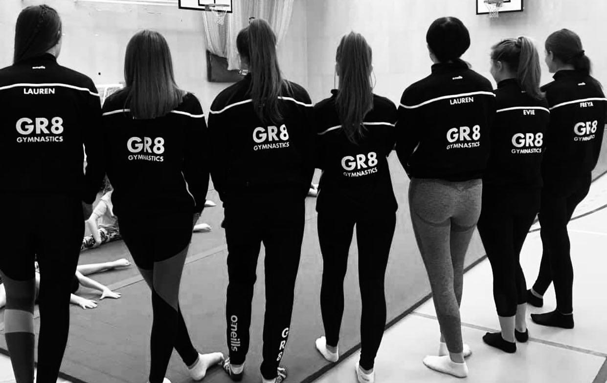 GR8 GYMNASTICS CLUB